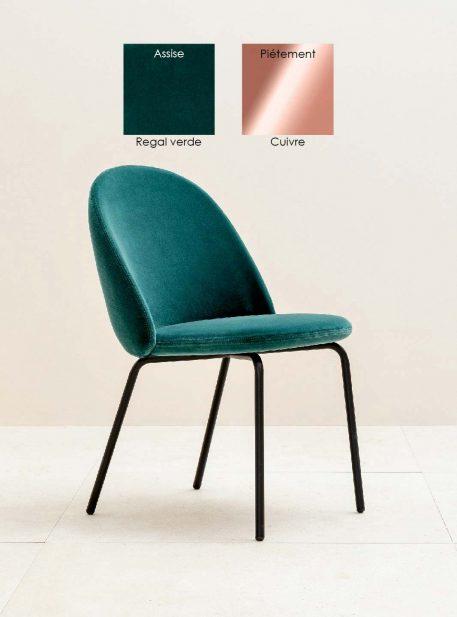 Chaise Iola par Miniforms