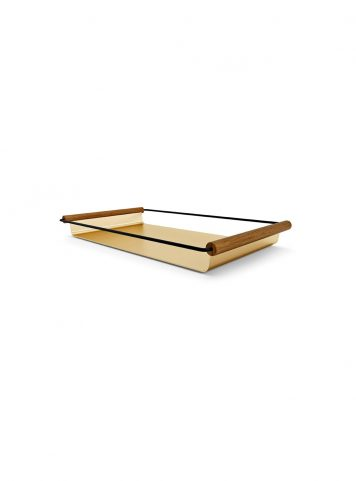 Apollo tray by Calligaris