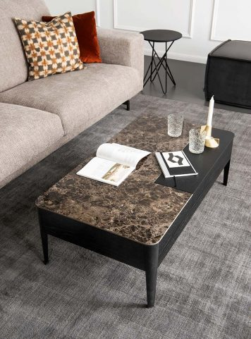 Around coffee table by Calligaris