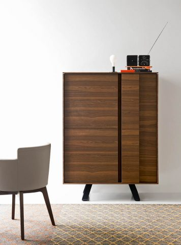 Secret sideboard by Calligaris