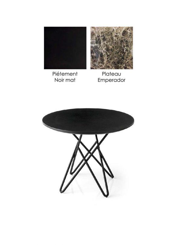 Table d'appoint Stellar par Calligaris