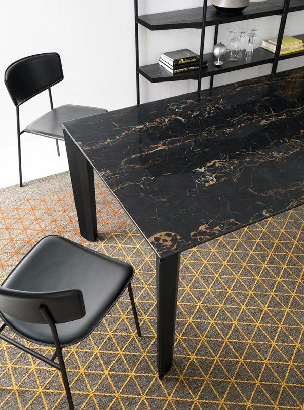 Table Delta par Calligaris