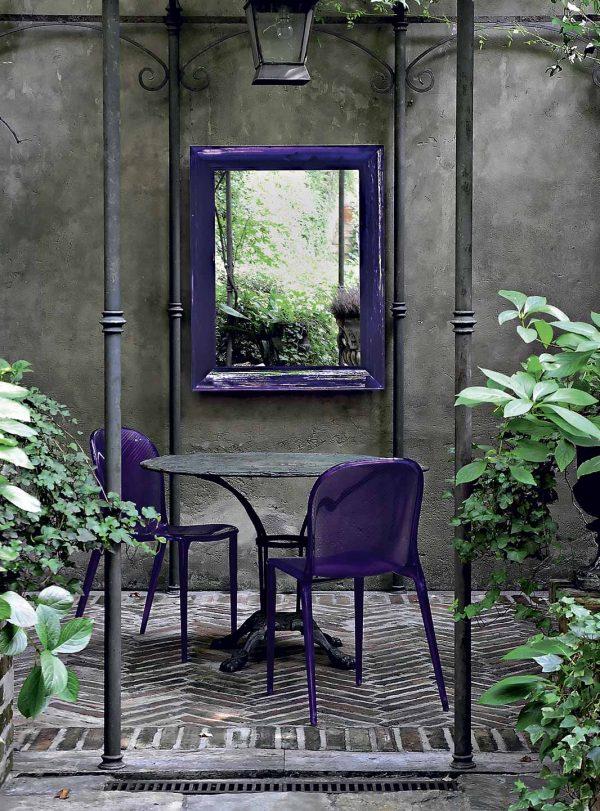 Miroir Francois Ghost par Kartell