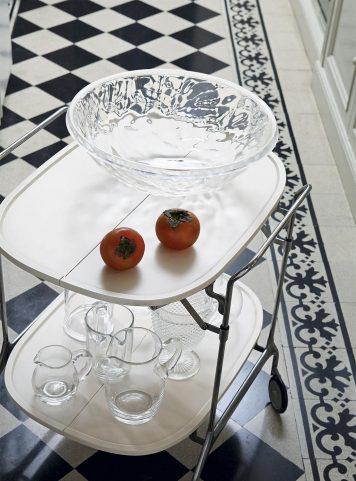 Moon bowl by Kartell
