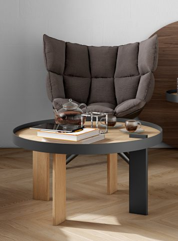 Table d'appoint Bruno par Tema Home