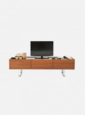 Horizon low cabinet by Calligaris