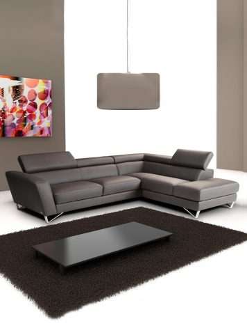 Sparta sectional by Nicoletti Calia