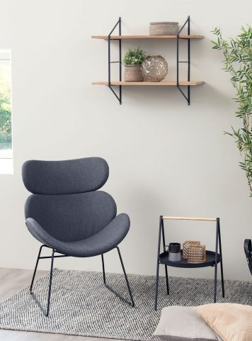 Cazar armchair  by Actona