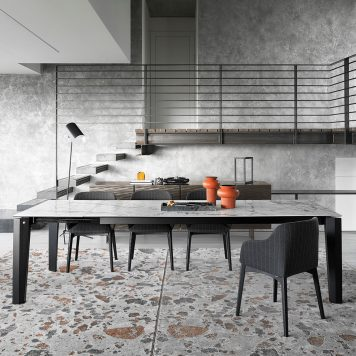 Table Alpha par Calligaris