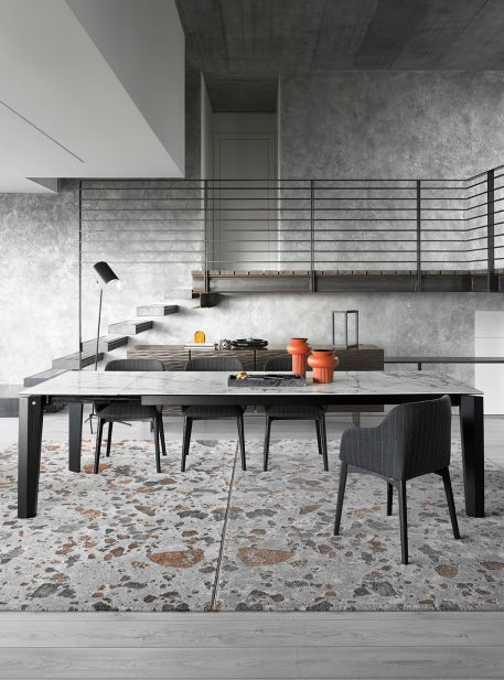 Alpha table by Calligaris