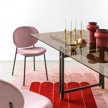Table Berlin par Calligaris