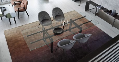 Berlin table by Calligaris