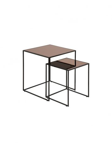 Table gigogne Bolton par Actona