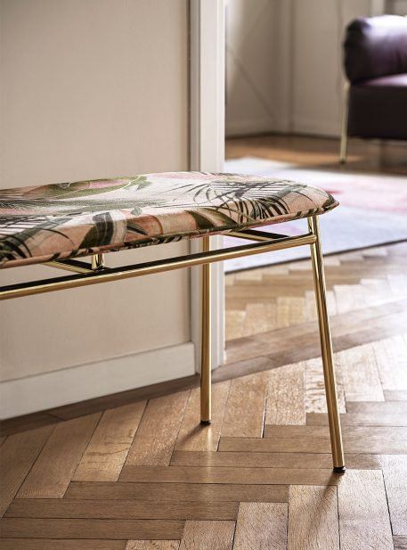Fifties bench by Calligaris