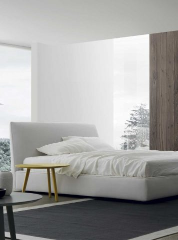 Atelier bed by sangiacomo