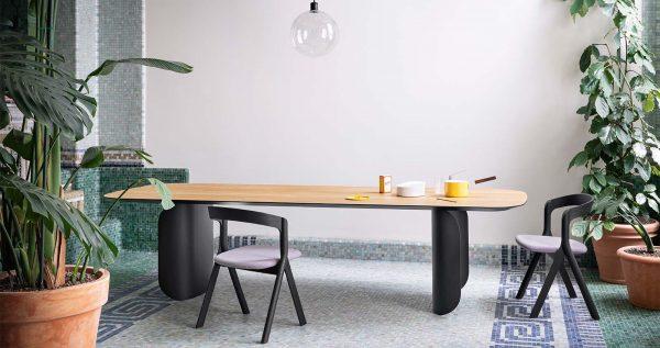 Table Barry par Miniforms