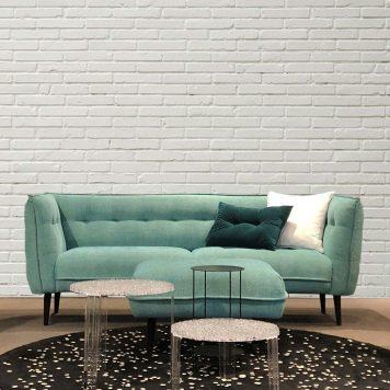 Canapé Asolo par Theca