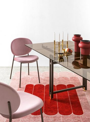Ines chair by Calligaris