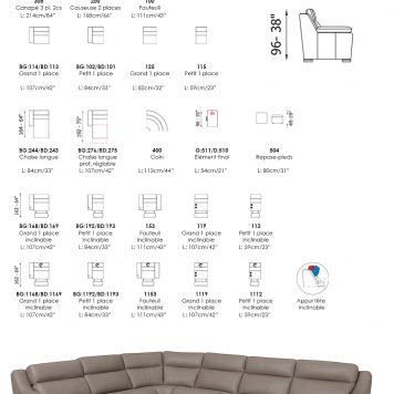 Nobile technical sheet