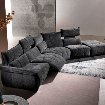 Borg sectional by Franco Ferri - Mariette Clermont