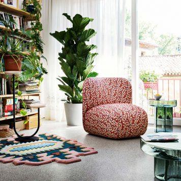 fauteuil Botera Miniforms Mariette Clermont