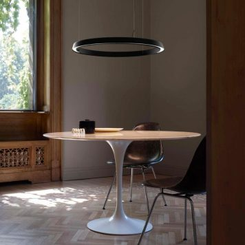 Compendium Circle small ceiling light by Luceplan