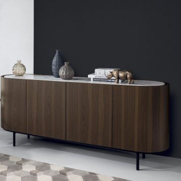 lake sideboard by calligaris mariette clermont